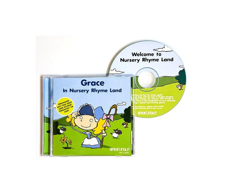 Personalised CD Gifts