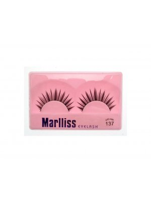 False Lashes False Eyelashes Fake Eyelashes Artificial Eyelashes with Glue 137