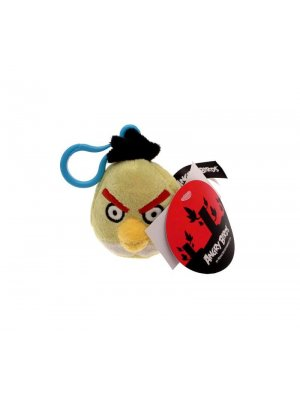 Angry Birds Back Pack Clip Angry Birds Maching Bird - will clip on to practically anything!