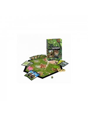 Bioviva Nature Adventure Game Mission Jungle board game - Ages 7 to 77