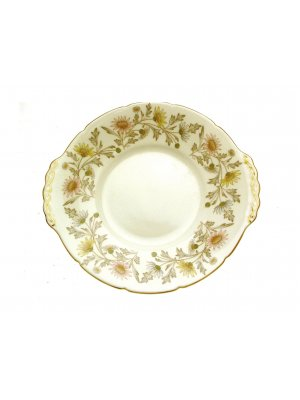 Coalport Somerset or Foley Somerset 10317 10 inch Cake Plate