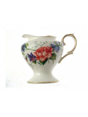 Crown Staffordshire Englands Glory F16333 4.inch Jug