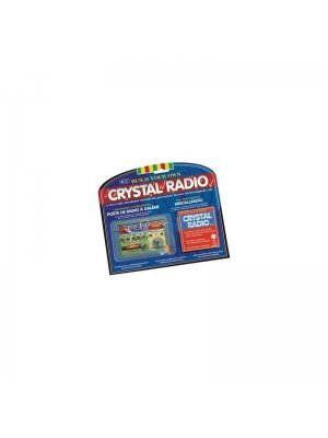 Crystal Radio Set Build a Crystal Radio Build Crystal Radio Science Toys For Kids