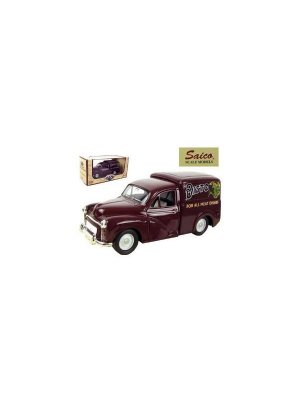 Die cast toys Morris Minor Van 1 to 26 scale Bisto Maroo