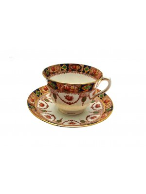 Doric Sandon Teacup and Saucer Dates c1930s