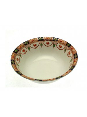 Doric Sandon Bowl Large Size 21.5 x 7 cms Dates c1930s