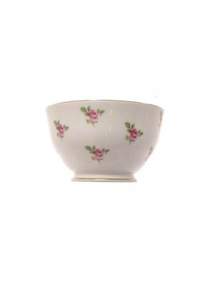 Duchess Rosebud Sugar bowl 11 cm diameter open sugar bowl