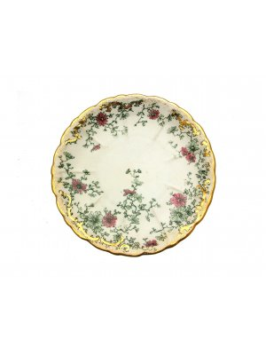 Foley Cineraria pattern 6.25 inch side plate