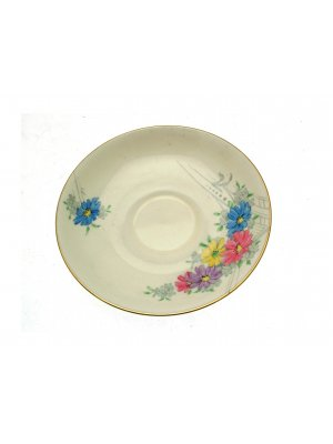 Gainsborough Tatton Edinburgh 3883A Handfinished 5.5 inch Saucer