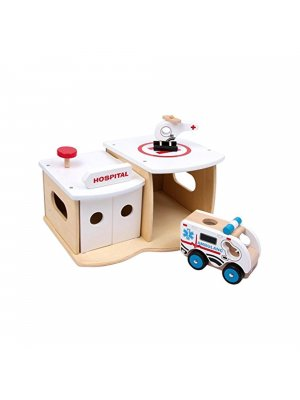 Toy Hospital Toy Ambulance Toy Hospital Toys Rescue Hospital Toys