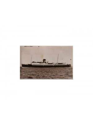 SS Tynwald Isle of Man Steam Packet Co Ship Picture