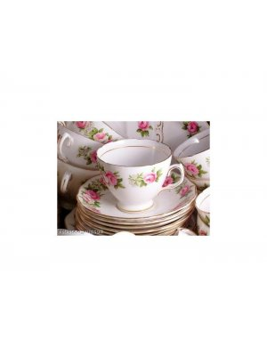 Colclough Enchantment 7132 2.75 inch cup ONLY scalloped rim