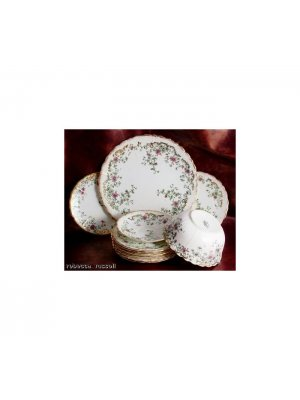 Foley Cineraria pattern 5.75 inch saucer ONLY
