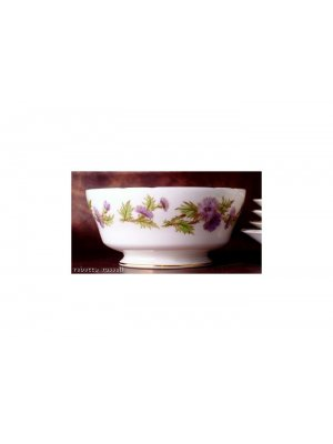 Paragon Highland Queen Sugar Bowl 4.75 inch in diameter