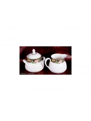 Royal Doulton Chelsea Garden TC1179 4.5 inch Sugar Bowl with Lid