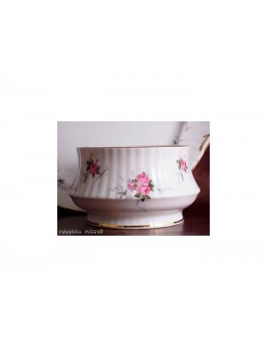 Royal Windsor Cottage Roses 4.5 inch diameter Sugar Bowl