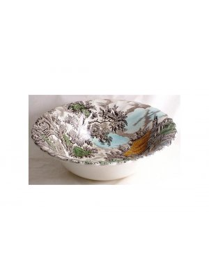 Myott The Hunter 9 inch shallow plate or bowl