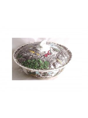 Myott The Hunter 9 inch tureen and lid