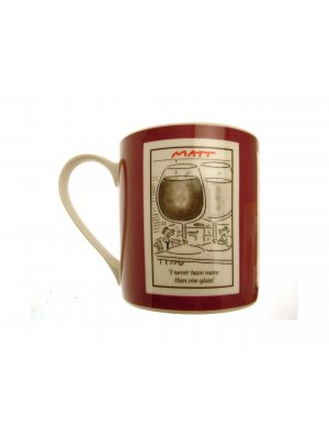 Matt Cartoon Mug Matthew Pritchett Alcohol GB336