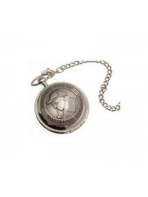 Pocket Watches For Men Mechanical Pocket Watch Sherlock Holmes design Pewter Fronted 40