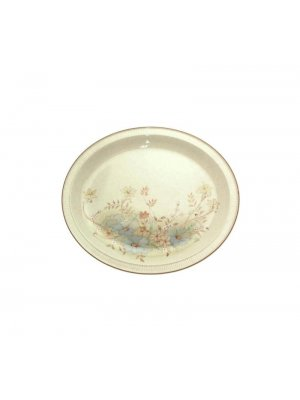 Poole Melbury Meat Plate or Ashet 13.25 inches