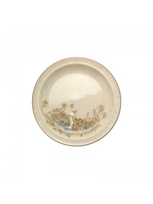 Poole Melbury plate or side plate 7 inch diameter