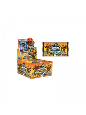 Skylanders Giants trading card foil pack - 6 cards in a pack