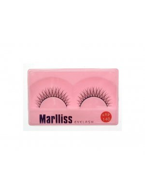 False Lashes False Eyelashes Fake Eyelashes Artificial Eyelashes with Glue 140