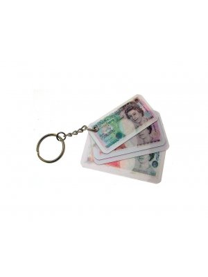 Good fun novelty money keyring