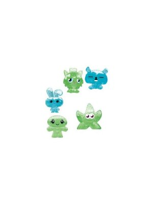 Moshi Monsters Winter Wonderland blister pack - randomly picked