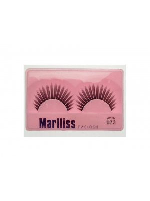 False Lashes False Eyelashes Fake Eyelashes Artificial Eyelashes with Glue 073