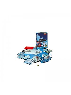 Bioviva Nature Adventure Game Mission Antarctic board game - for ages 7 to 77