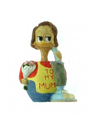 Eggbert Mother Hen To My Mum figure EG86