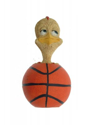 Eggbert Fowled Out 764485 Eggbert basketball figure