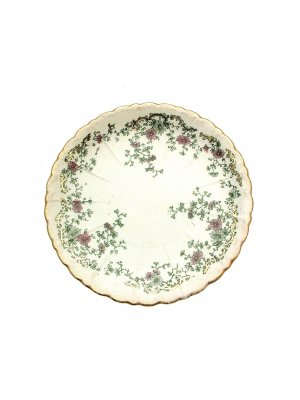 Foley Cineraria pattern 9.75 inch Cake Plate