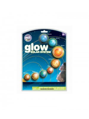 Astronomy glow solar system Glow in the dark planets in your bedroom