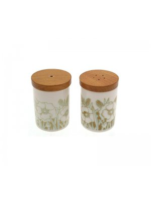 Hornsea Fleur Salt and Pepper pots