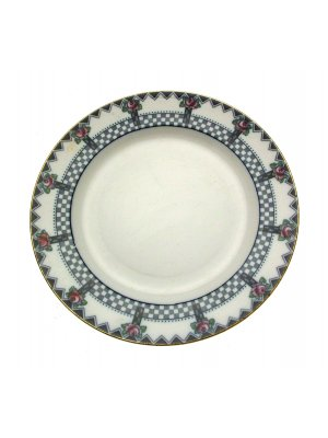 Keeling and Co Losolware Pattern Gordon 10.5 inch Plate