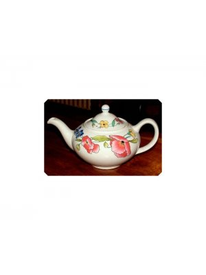 Wood and Sons large Alpine Meadow teapot