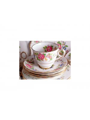 Royal Stafford Rochester Cup and Saucer