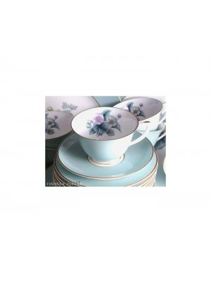 Royal Worcester Woodland Cup and Saucer