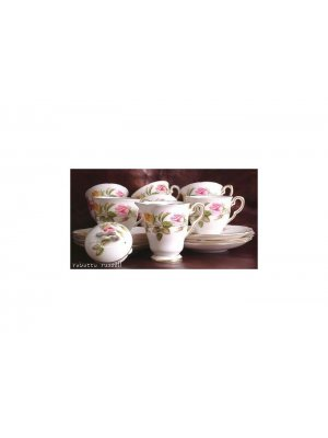 Royal Stafford Tea Rose 2.5 inch Coffee Pot Cover ONLY