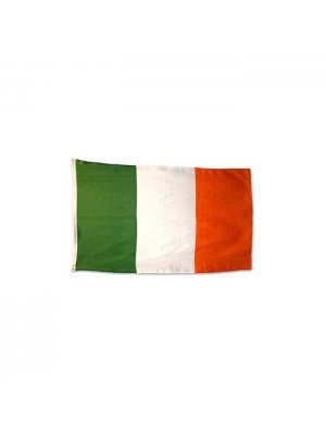 Irish tricolour flag approx 5 feet x 3 feet