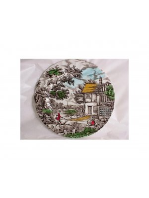 Myott The Hunter 10 inch dinner plate