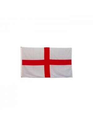 5 x 3 foot St George Cross flag