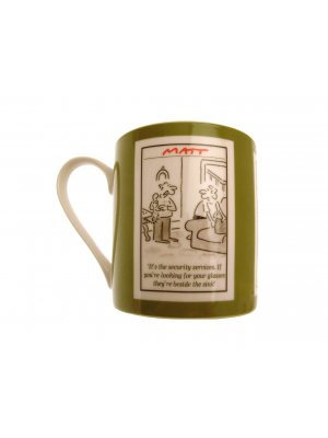 Matt Cartoon Mug Matthew Pritchett Teabags GB337