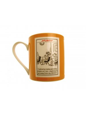 Matt Cartoon Mug Matthew Pritchett Parenting GB338