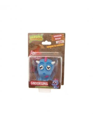 Moshi Monsters Squashi Moshi Dinos Snookums - ideal pocket money toy