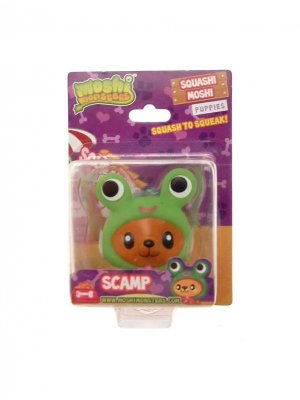 Moshi Monsters Squashi Moshi Puppies Scamp - ideal pocket money toy