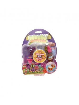 Moshi Monsters Series 3 Blister Pack Moshling figures - ideal pocket money toy